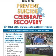 Out of the Darkness Walk & Recovery Expo