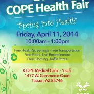 "2014 COPE Health Fair – ""Spring into Health"""