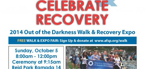Out of the Darkness Recovery Walk & Expo