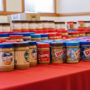 COPE Cares: Peanut Butter Drive