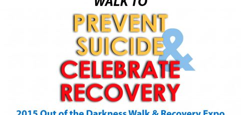 2015 Out of the Darkness Walk and Recovery Expo