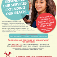 Youth Services Expanding to Sahuarita and Green Valley
